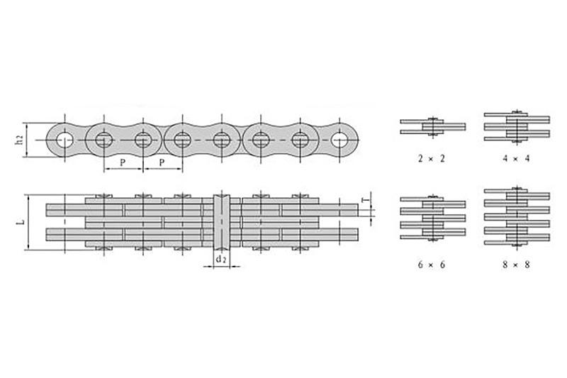 板式链 4