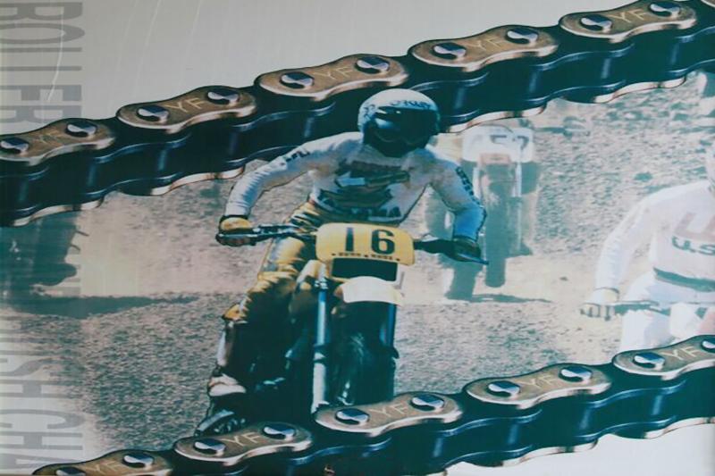 摩托车专用链条